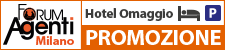 Forum Agenti - Free Hotel and Parking Radio 24 Promotion