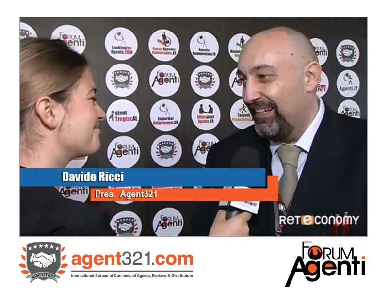 Reteconomy interviewe Davide Ricci