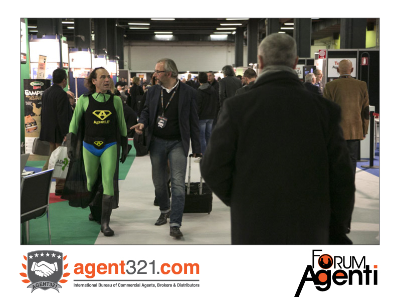 The Superhero of Commercial Agents
