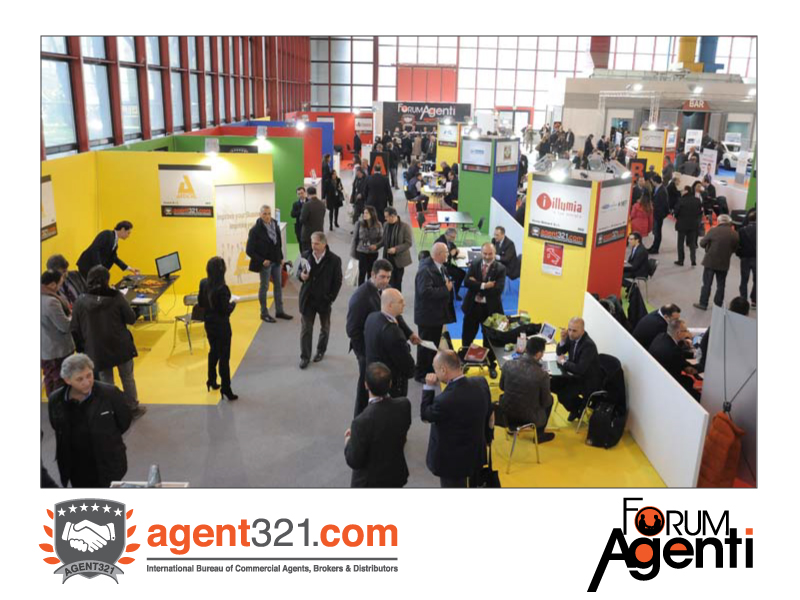 Some Companies at Forum Agenti Mediterranean