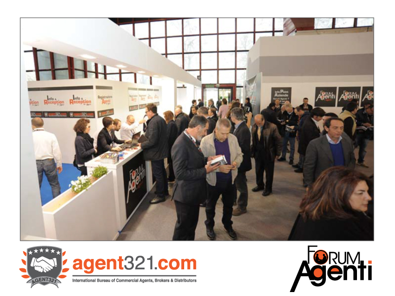 Agents' Accreditation for Forum Agenti Mediterranean